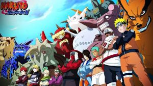 Naruto manga volumes 1-72 | tokyo otaku mode shop.